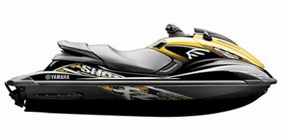 2011 Yamaha WaveRunner FZ