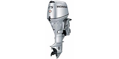 2016 Honda BF25
