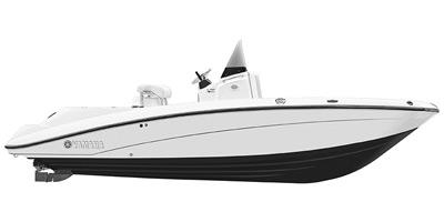 2018 Yamaha 190 FSH