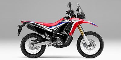 2018 Honda CRF