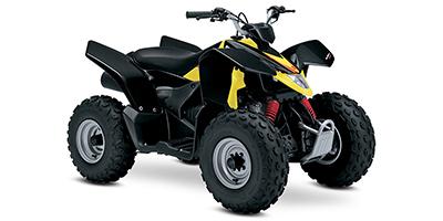 2018 Suzuki QuadSport