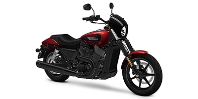 2018 Harley-Davidson Street
