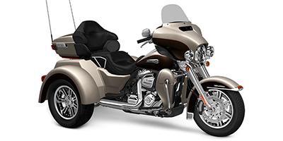 2018 Harley-Davidson Trike