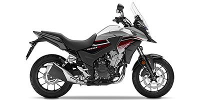 2018 Honda CB500X