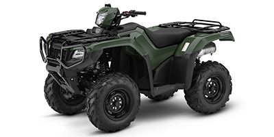 2018 Honda FourTrax Foreman Rubicon
