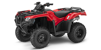 2018 Honda FourTrax Rancher