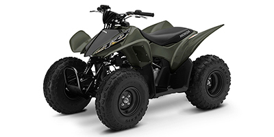 2018 Honda TRX