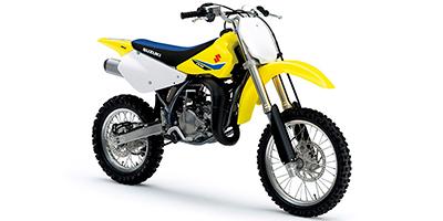 2018 Suzuki RM