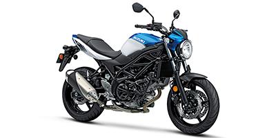 2018 Suzuki SV
