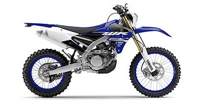 2018 Yamaha WR