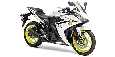 2018 Yamaha YZF